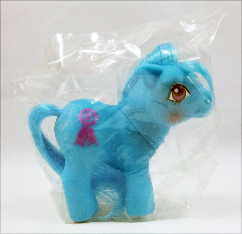 My Little Pony - 1984 Mail-in figure - Baby Blue Ribbon