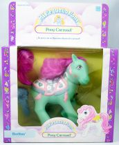 My Little Pony - 1989 Merry-Go-Round - Tassles