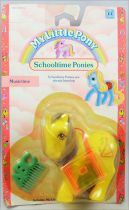 My Little Pony - 1990 Schooltime Ponies - Musictime