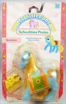 My Little Pony - 1990 Schooltime Ponies - Sportstime