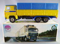 Nacoral 203 Scania LBS 140 Super Camion Baché 1/50 Neuf Boite