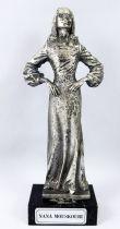 Nana Mouskouri - Statue en métal injecté 17cm - Daviland France 1978