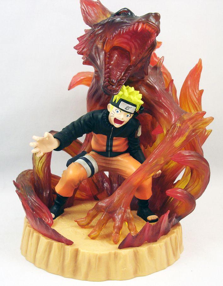 Naruto Shippuden - Banpresto - PVC Statue - Naruto Uzumaki ...