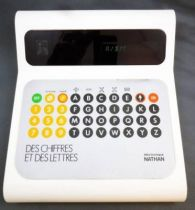 Nathan - Des Chiffres et des Lettres Electronique (neuf en boite)