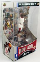 NBA Pro Shots - Basket Ball - Michael Jordan 1991 NBA Finals Switch-hand Lay-up