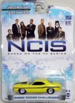 NCIS : Enquêtes Spéciales - Gibb\'s Dodge Challlenger (métal 1:64ème) Greenlight Hollywood
