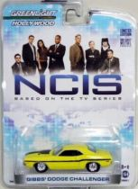 NCIS - Gibb\'s Dodge Challlenger (1:64 Die-cast) Greenlight Hollywood
