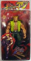 NECA - Street Fighter IV - Guile (as Charlie Nash)