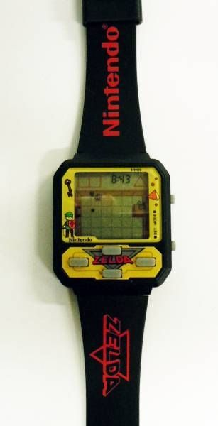Nelsonic Game Watch - Zelda (Nintendo) loose
