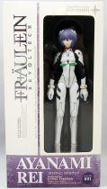 Neon Genesis Evangelion - Revoltech Fraulein 001 - Rei Ayanami - Kaiyodo