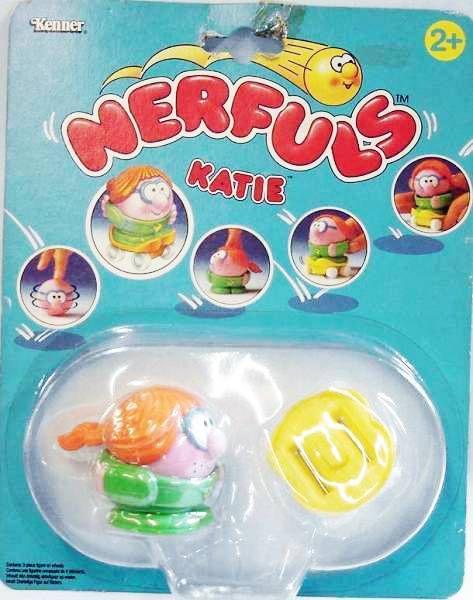 Nerfuls - Kenner - Katie