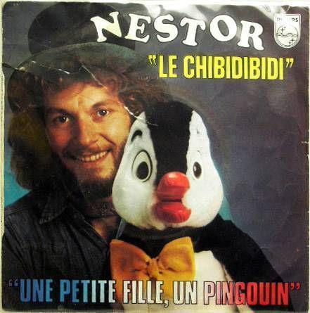 Nestor the pinguin - Mini Lp - The Chibidibidi