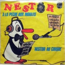 Nestor the pinguin - Mini Lp - The mussel fish
