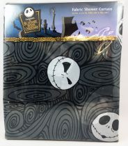 Nightmare Before Christmas - Fabric Shower Curtain (72x72inch)