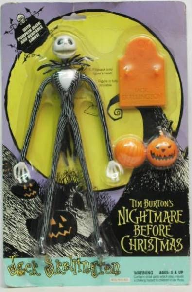 Nightmare before Christmas - Hasbro - Jack Skellington