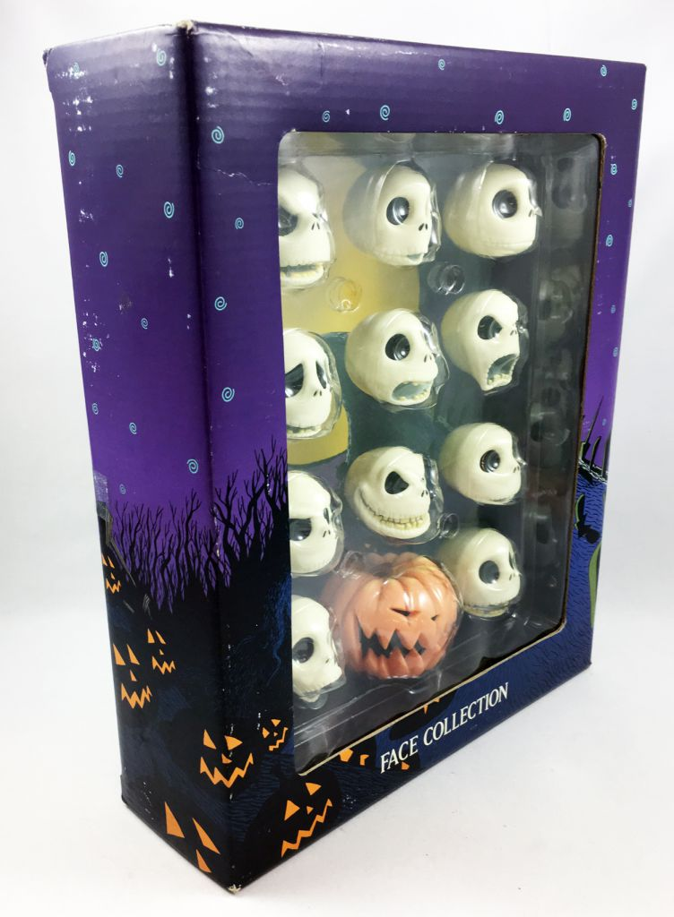 Nightmare before Christmas - Jun Planning - Jack Face Collection