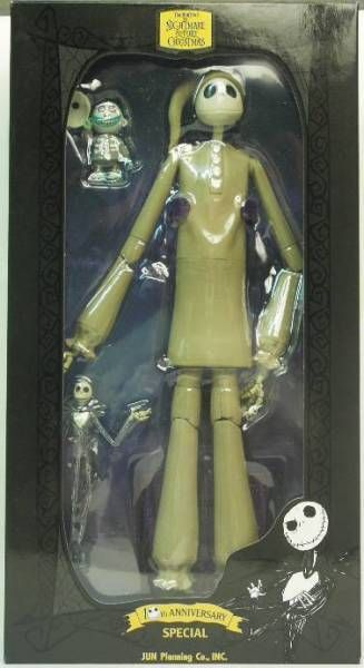 Nightmare before Christmas - Jun Planning - Jack Skellington 10 th Anniversary Set E