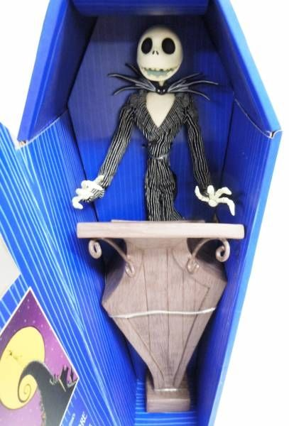 Nightmare before Christmas - Jun Planning - Jack Skellington at Podium \'\'Millennium Edition\'\'