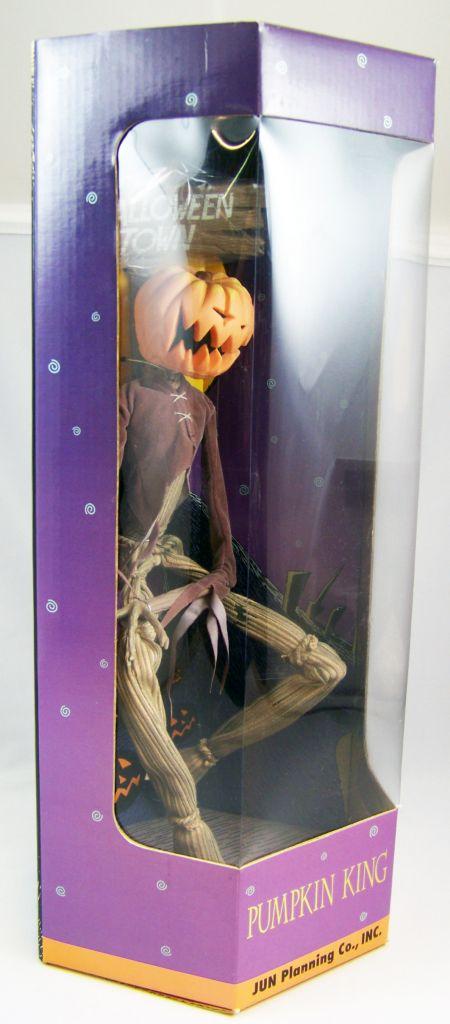 L\'Etrange Noël de Mr Jack - Jun Planning - Jack Skellington Pumpkin King 02