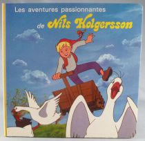 Nils Holgersson - Book Club France Loisir - The Adventures of Nils Holgersson
