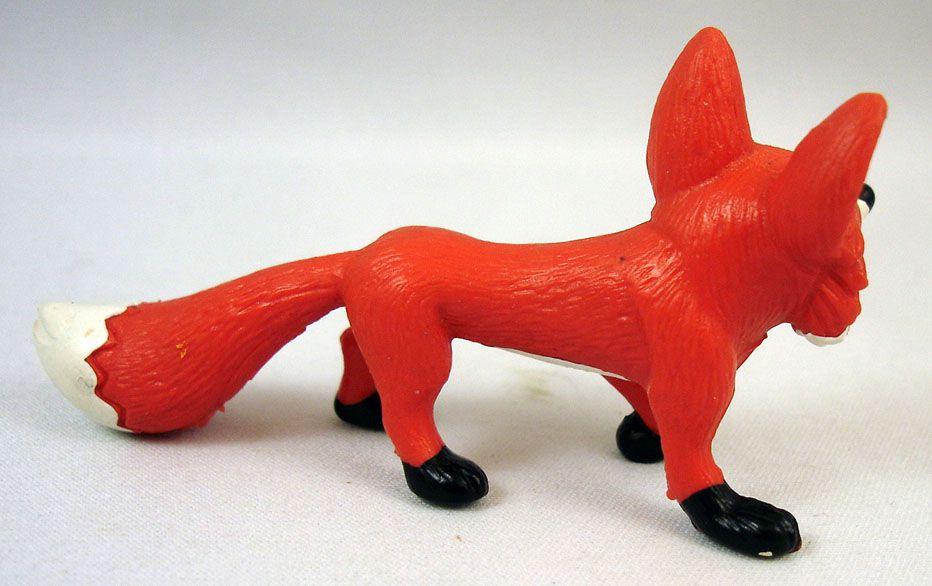 Nils Holgersson - figurine pvc Schleich - Smirre le renard