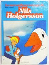 Nils Holgersson - Livre Hachette Jeunesse - Le merveilleux voyage de Nils Holgersson