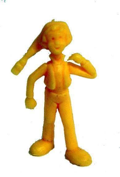 Nils Holgersson - Tito monochrom figure - Nils (1)