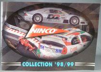 Ninco - Catalogue 1998 1999 Voitures Coffrets Pistes 26 Pages Couleur