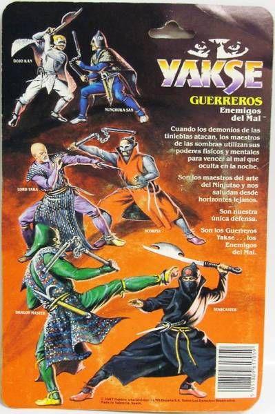Ninja Warriors - Dojo Kan - Hasbro