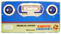 Nintendo - Micro vs. System - Donkey Kong Hockey (Loose with Box)