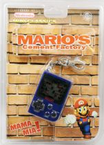 Nintendo - Mini Classics - Mario\'s Cement Factory (Mint on Card)