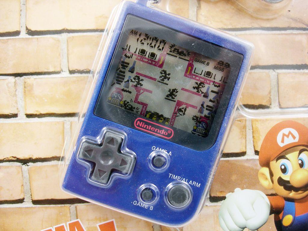 Nintendo - Mini Classics - Mario\'s Cement Factory (Neuf sous Blister)