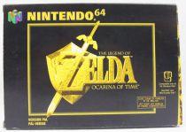 Nintendo 64 - The Legend of Zelda : Ocarina of Time (Version PAL)