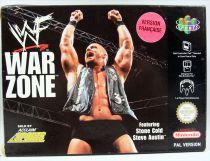 Nintendo 64 - WWF War Zone (Version PAL)
