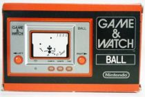 Nintendo Game & Watch - Club Nintendo Re-issue - Ball