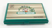 Nintendo Game & Watch - Multi Screen - Green House (loose)