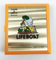 Nintendo Game & Watch - Multi Screen - Life Boat (occasion)
