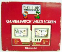Nintendo Game & Watch - Multi Screen - Mario Bros. (loose with box)