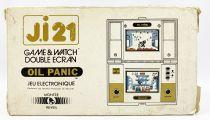 Nintendo Game & Watch - Multi Screen - Oil Panic (occasion en boite J.I21)