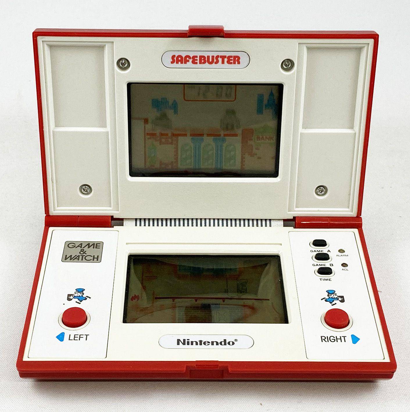 Nintendo Game & Watch - Multi Screen - Safebuster (JB-63) occasion sans boite