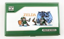 Nintendo Game & Watch - Multi Screen - Zelda (ZL-65) loose without box