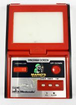 Nintendo Game & Watch - Panorama Screen - Mario\'s Bomb Away (Loose)