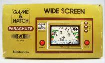 Nintendo Game & Watch - Wide Screen - Parachute (occasion en boite) 01