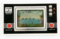 Nintendo Game & Watch - Wide Screen - Turtle Bridge (TL-28) occasion sans boite
