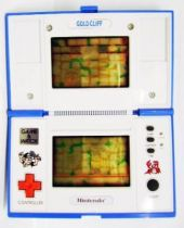 Nintendo Game & Watch (Pocketsize) - Gold Cliff (Near-Mint in box)