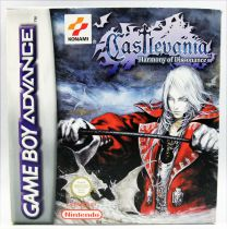 Nintendo Game Boy Advance - Castlevania Harmony of Dissonance - Konami