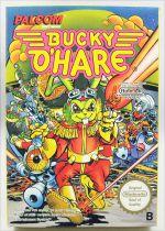 Nintendo NES - Bucky O\'Hare - Palcom Software (PAL version)