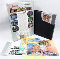 Nintendo NES - Castlevania III Dracula\'s Curse - Konami (US version)