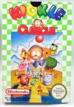 Nintendo NES - Kickle Cubicle (PAL version)