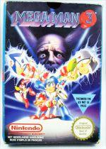 Nintendo NES - Megaman 3 - Capcom (PAL version)